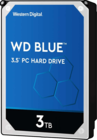 Жёсткий диск 3Tb SATA-III WD Blue (WD30EZAZ)