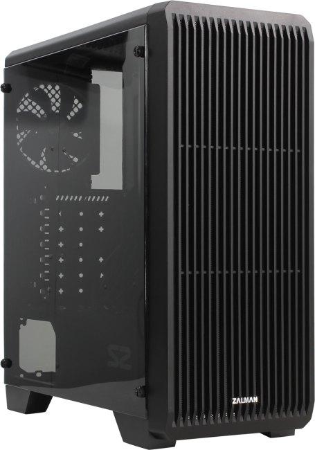 Игровой компьютер CompDay №323 AMD Ryzen 5 2600  / Чипсет AMD A320 / GeForce GTX 1050 Ti 4Gb