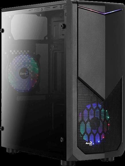 Игровой компьютер CompDay №3872 Intel Core i3 - 10100 3.6 ГГц / Чипсет H410M / GeForce GT1030 2GB