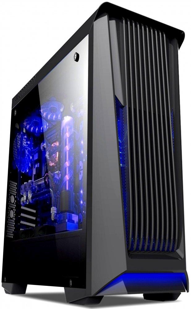 Игровой компьютер CompDay №3873 Intel Core i3 - 10100 3.6 ГГц / Чипсет H410M / Radeon RX 550 2gb