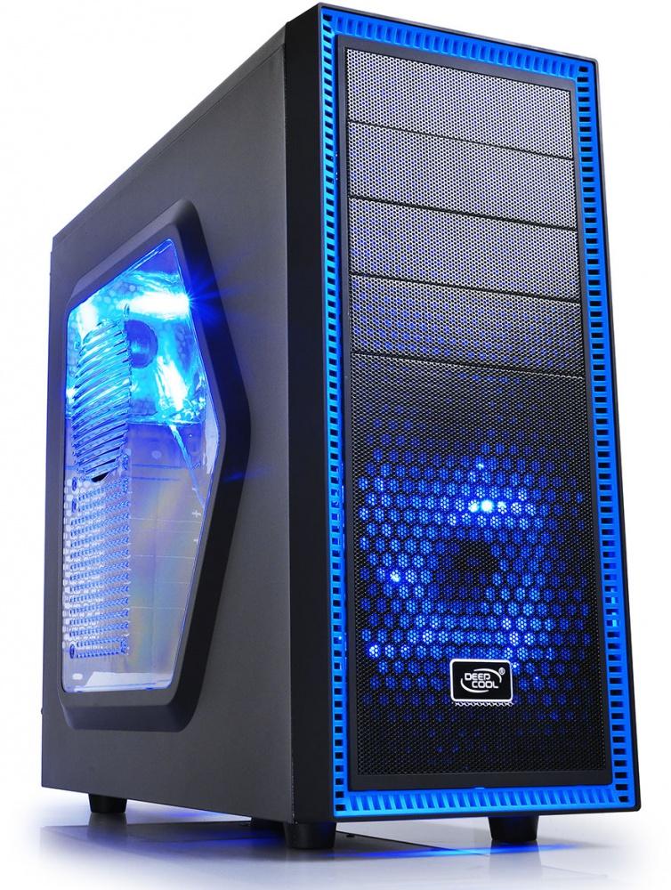Игровой компьютер CompDay №387126 Intel Core i5 - 8600K 3.6 ГГц / Чипсет H310 / GeForce GT1030 2GB