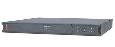 Интерактивный ИБП APC by Schneider Electric Smart-UPS SC450RMI1U